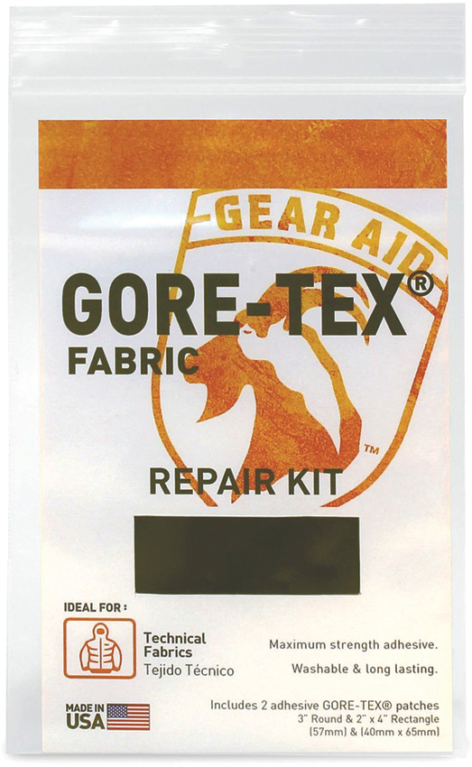 MCN15310 McNett GORE-TEX Fabric Repair Kit