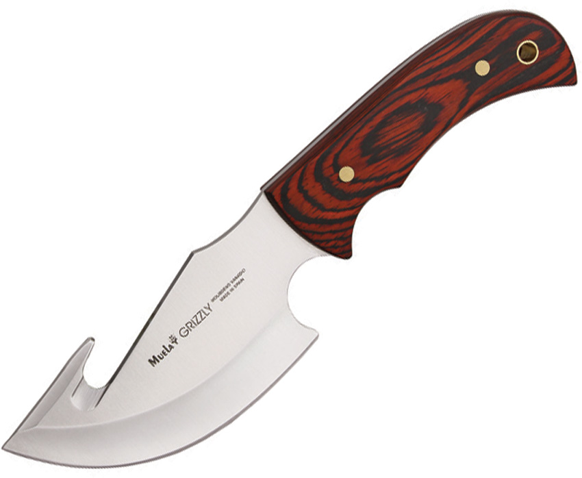 MUE93126 Muela Grizzly Fixed Blade Knife