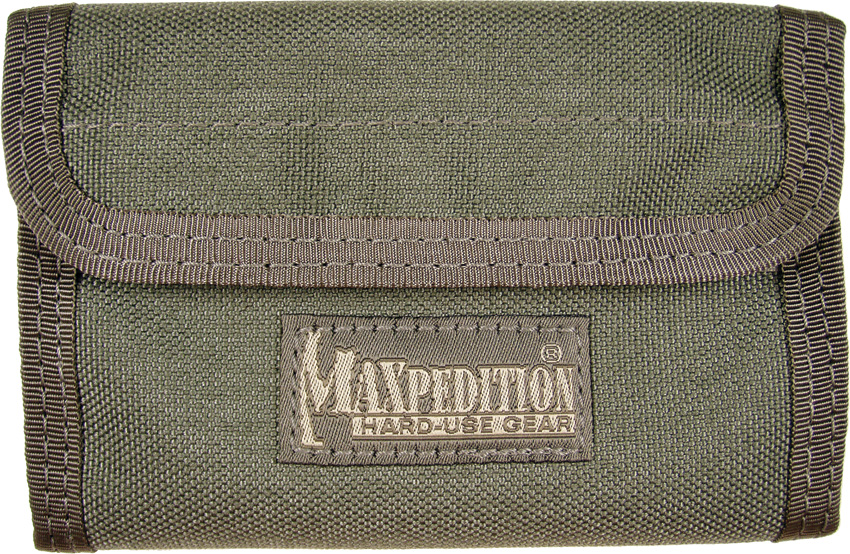 MX229F Maxpedition Spartan Wallet Foliage Green