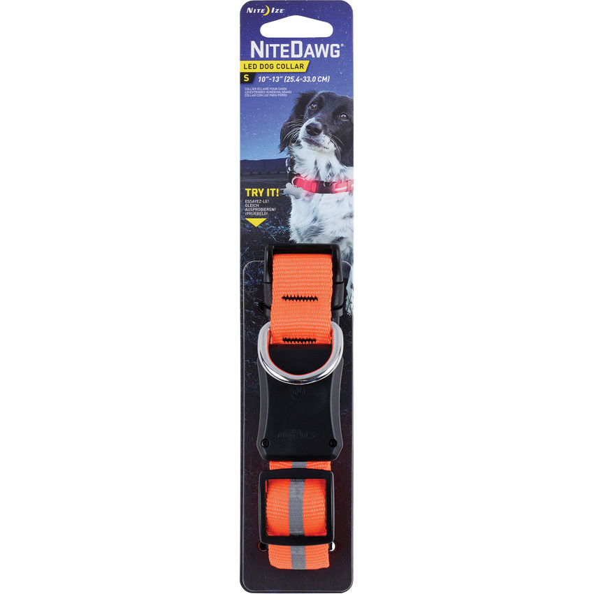 N03752 Nite Ize Nite Dawg Led Collar Light Small