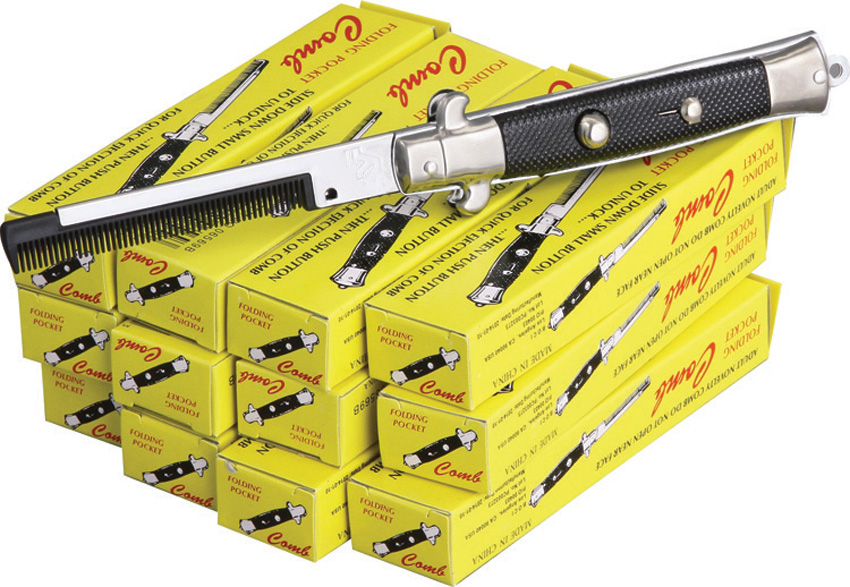 OC1 Switchblade Comb 12 Pack