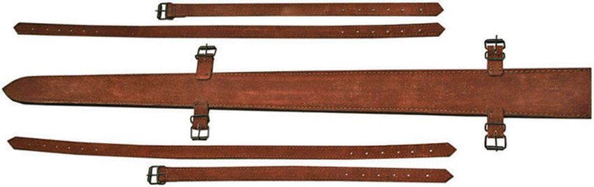 PA660231 Suede Sword Sheath
