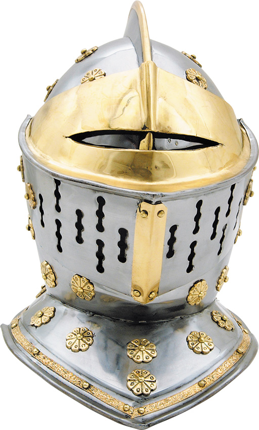 PA899 European Knight's Helmet