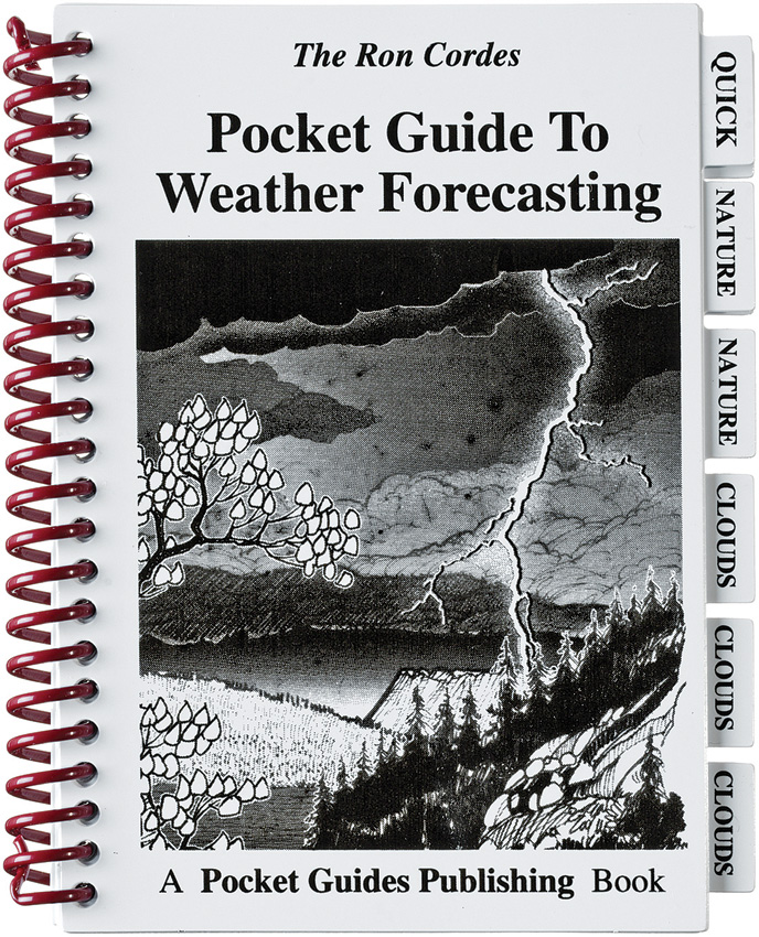 PK05 Book - Weather Forecasting Pocket Guide