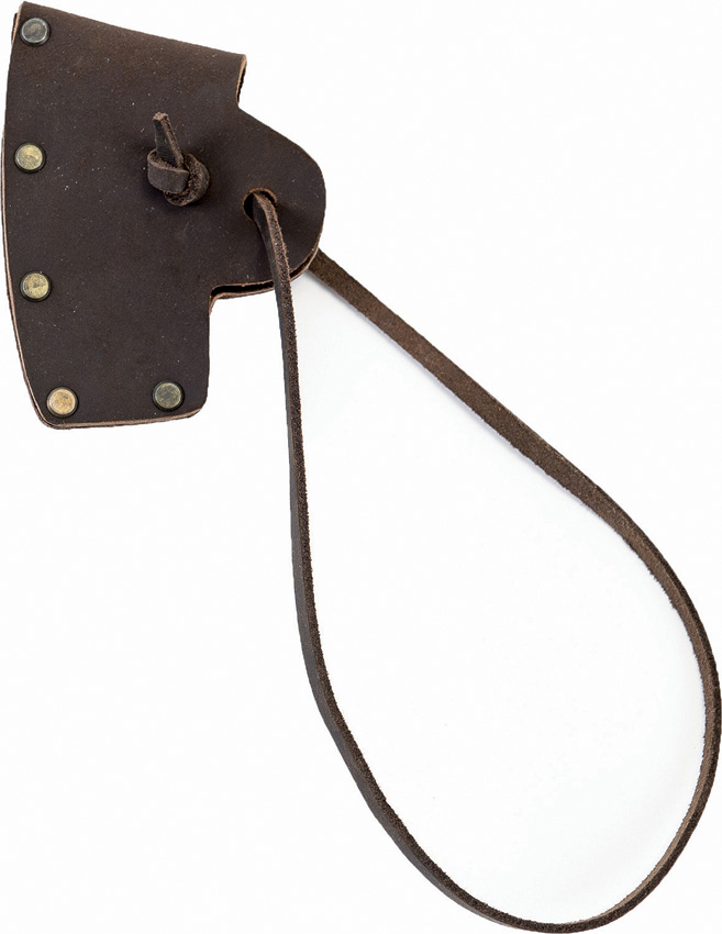 Prandi Axe Brown Leather Axe Hatchet Blade Cover Sheath Fits PRA1116C PRA1116T