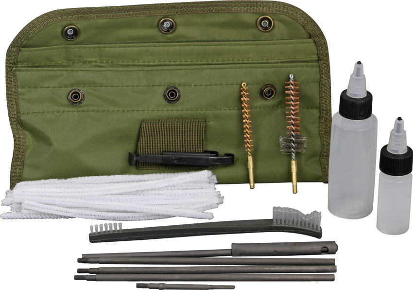 PSP0037 PS Products AR15/M16 Gun Cleaning Kit