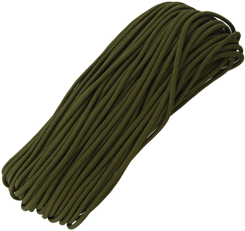 RG1165H Marbles Military Spec Paracord OD Green