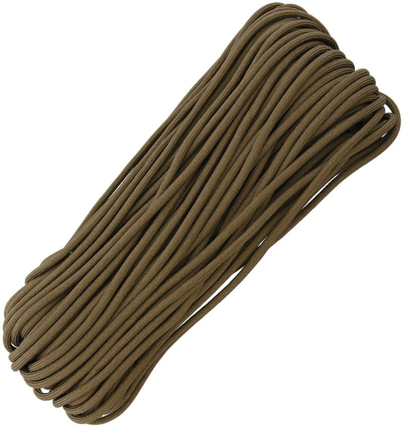 RG1168H Marbles Military Spec Paracord Coyote