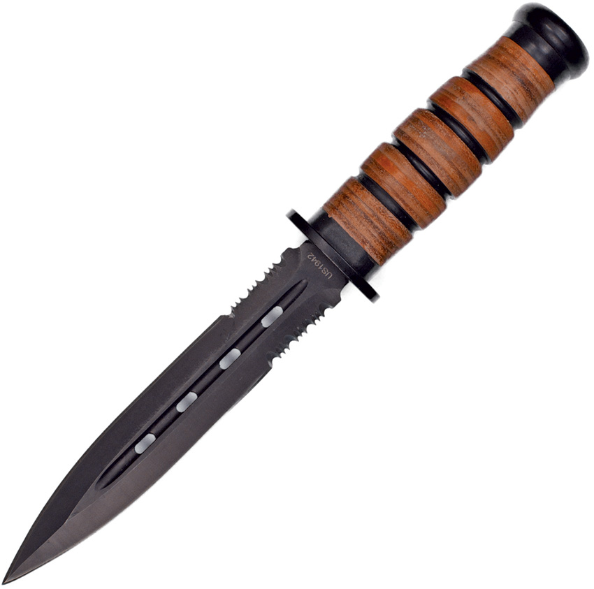 RT104 Renegade Tactical Steel Strike Force Combat Knife