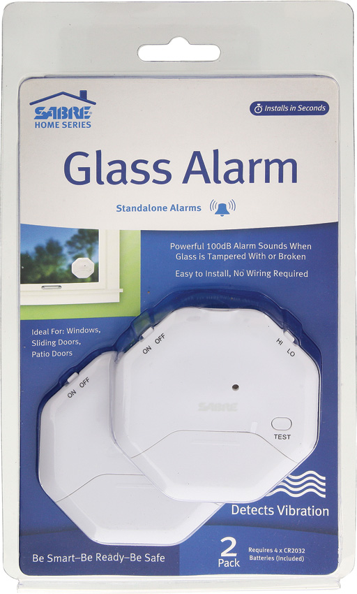 SA80967 Sabre Window Glass Alarm