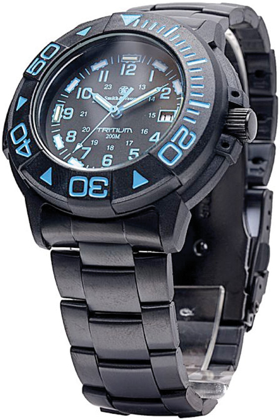 SWW900BLU Smith & Wesson Dive Watch