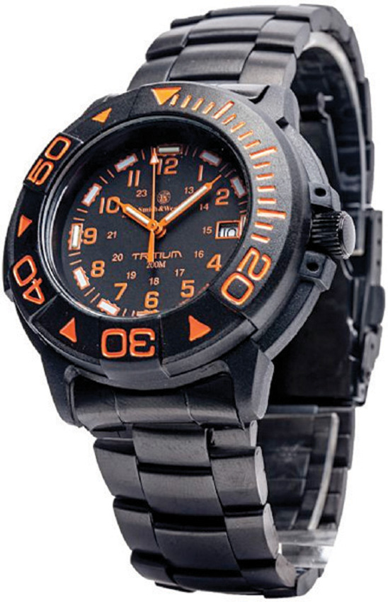 SWW900OR Smith & Wesson Dive Watch Orange