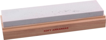 AC10 Soft Arkansas Whetstone Knife Sharpener