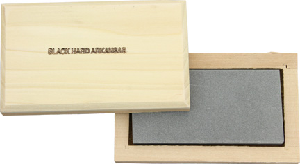AC15 Arkansas Whetstone Knife Sharpener Storage Box