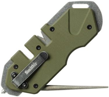 AC50981 Smith's PP1 Tactical Knife Sharpener OD