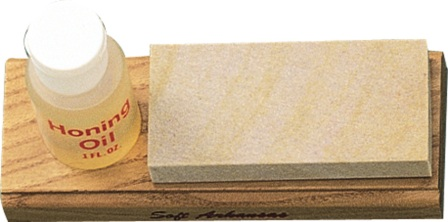 AC6 Sportsman Sharpening Stone with Oil