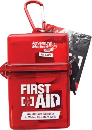 AD0200 Adventure Medical Wound Care First Aid Kit