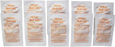 AD0252 Adventure Medical Electrolyte Tablets