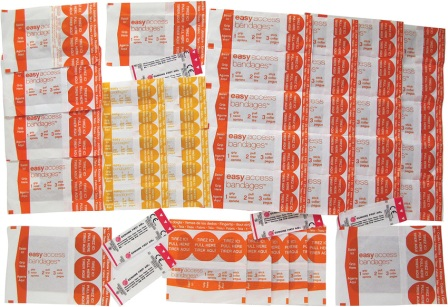 AD0272 Adventure Medical Adhesive Bandages