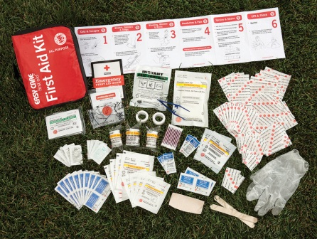 AD1999 Adventure Medical Kits Easy Care First Aid Kit All