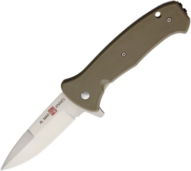 AMK2214 Al Mar SERE 2020 Linerlock Pocket Knife A/O