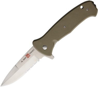 AMK2215 Al Mar SERE 2020 Linerlock Pocket Knife A/O
