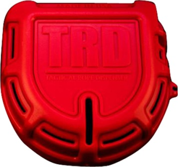 ARMTRDRED Atwood Tactical Rope Dispenser Red