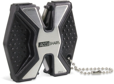 AS017C AccuSharp Diamond Two Step Knife Sharpener