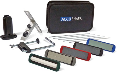AS059C AccuSharp 5-Stone Precision Knife Sharpening Kit