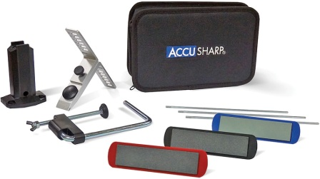 AS060C AccuSharp Three Stone Precision Knife Sharpening Kit