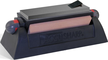 AS064C AccuSharp Tri-Stone Knife Sharpener System