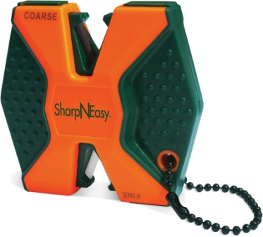 AS336C AccuSharp Sharp-n-Easy Sharpener Orange