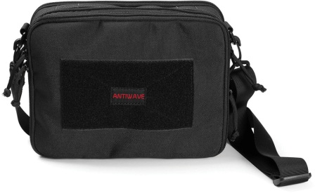 ATWST004 Antiwave Chameleon Republic Bag Black