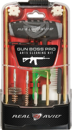 AVGBPROAR15 Real Avid Gun Boss Pro AR15 Gun Cleaning Kit
