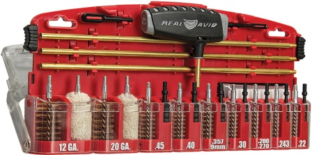 AVGBPROU Real Avid Gun Boss Pro Universal Gun Cleaning Kit