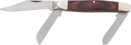 BC247R Bear & Son Large Stockman Pocket Knife