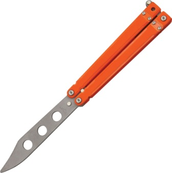 BCB201OR4P Bear & Son Bear Ops Bear Song IV Butterfly Trainer Knife