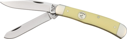 BCC354 Bear & Son 4th Generation Trapper Pocket Knife