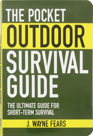 BK186 Book - The Pocket Outdoor Survival Guide