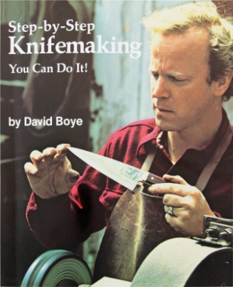 BK205 Book - Step-by-Step Knifemaking - You Can Do It!