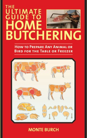BK323 Book - The Ultimate Guide to Home Butchering