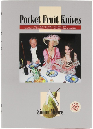 BK329 Book - Pocket Fruit Knives