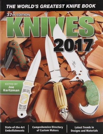 BK360 Knives 2017 Directory Book
