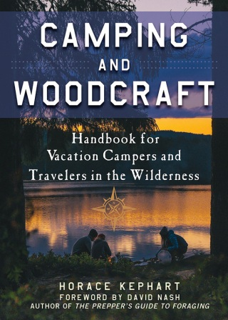 BK375 Book - Camping and Woodcraft