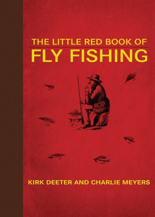 BK376 Book - Little Red Book of Fly Fishing