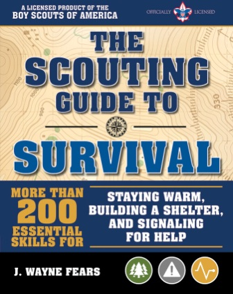 BK399 Book - Scouting Guide To Survival
