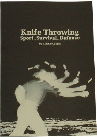 BK49 Book - Knife Throwing Book