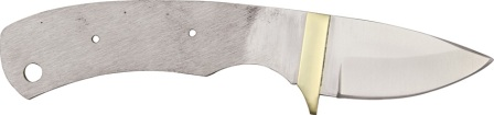 BL087 Knifemaking Small Drop Point Knife Blade
