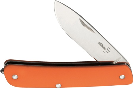 BOP01BO847 Boker Plus Tech Tool Pocket Knife GITD Orange