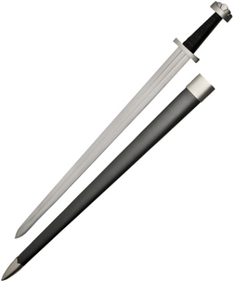 BT2702 Battle Tested Viking Sword